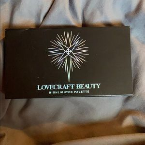 LoveCraft Highlighter Palette